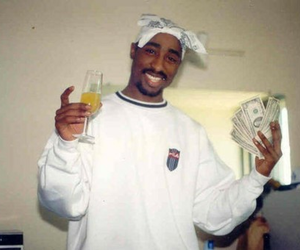tupac, 2pac, and rap image