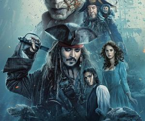 johnny depp and pirates of the caribbean image