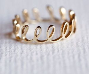 gold, jewelry, and accessories image