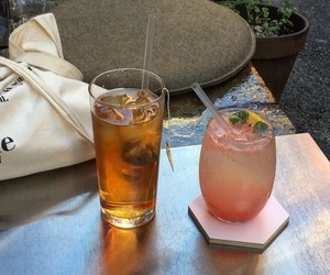 alternative, beach, and drinks image