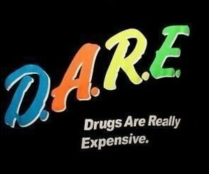 drugs, dare, and grunge image