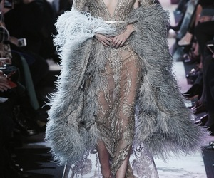 fashion, classy, and elie saab image