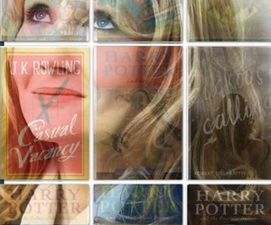 books, harry potter, and art image