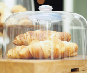 breakfast, croissants, and brunch image