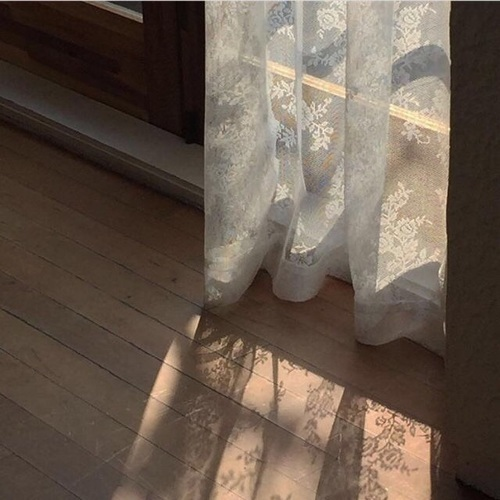 aesthetic, curtains, and light image