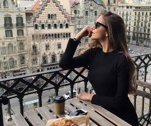 girl, luxury, and outfit image