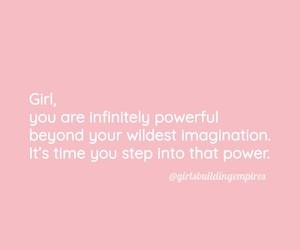empowering, empowerment, and feminism image
