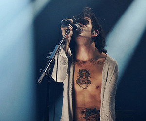 indie, music, and matty healy image