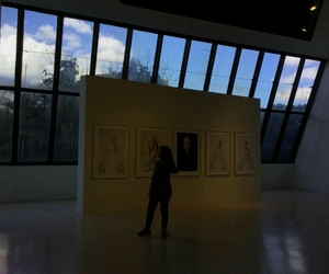 art, me, and museum image
