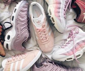 adidas, nike, and pink image