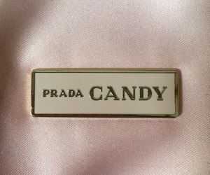candy, pink, and Prada image