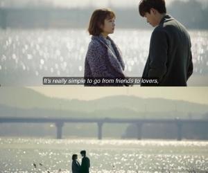 couple, drama, and korean image