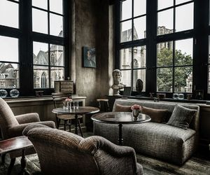 architecture, interior, and photography image