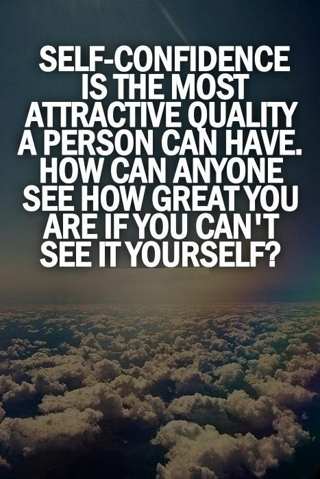 attractive, quotes, and confidence image