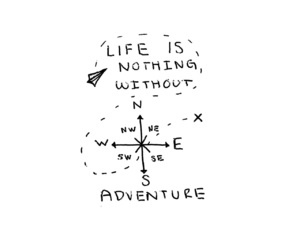overlay, adventure, and life image