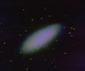 aesthetic, animation, and galactic image