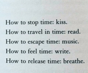 kiss, music, and read image