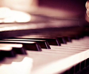 piano, beautiful, and cool image