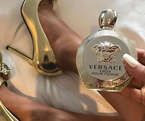 Versace, classy, and fashion image