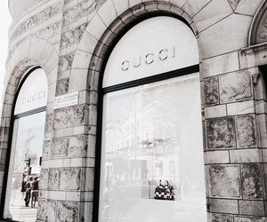 gucci, aesthetic, and architecture image