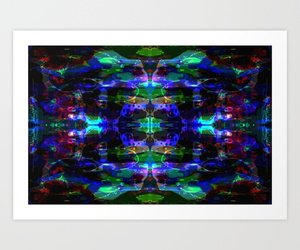art, abstract, and emission image