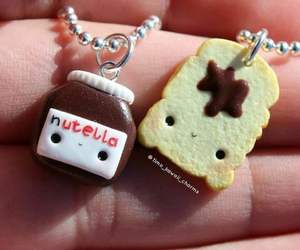 nutella, cute, and chocolate image