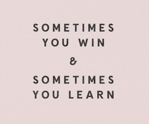 learn, win, and words image