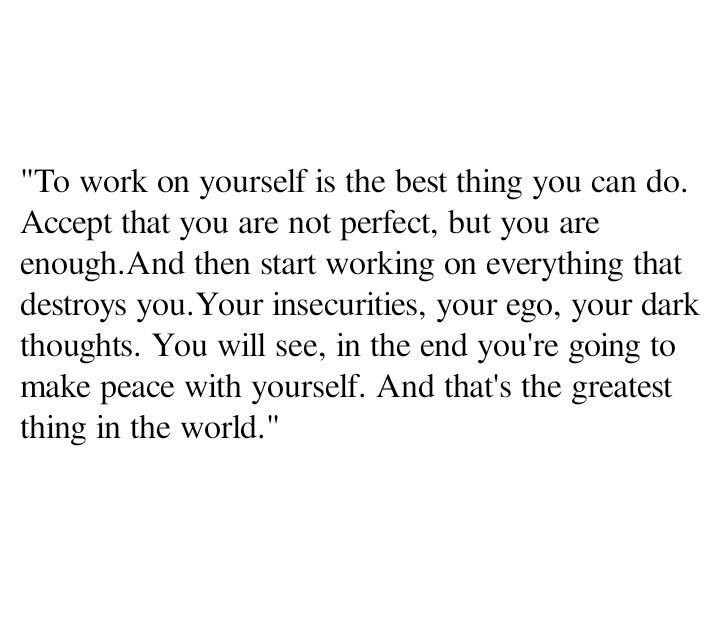 You re not perfect quotes