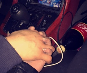 cuddling, mercedes, and Relationship image