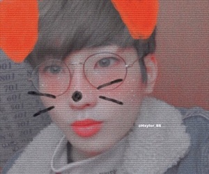 aesthetic, icon, and wonwoo image
