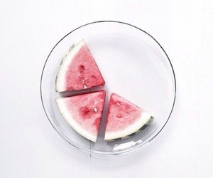 food, watermelon, and delicious image