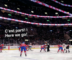 montreal, nhl, and canadiens image