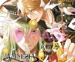 amnesia, toma, and ukyo image