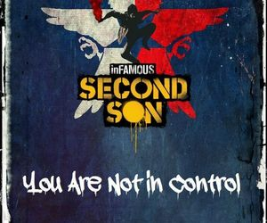 wallpaper, infamous, and second son image