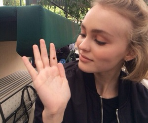 icon and lilyrosedepp image