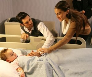 baby, Greece, and married image
