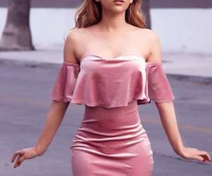 beautiful, dress, and outfit idea image