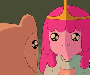 adventure time, princess bubblegum, and hora de aventura image