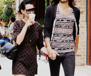 chanel, russel brand, and love image