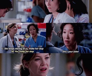 lol, grey's anatomy, and twisted sisters image