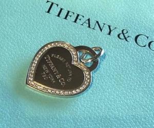 heart, love, and tiffany image