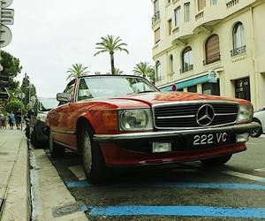 car, mercedes, and monte carlo image