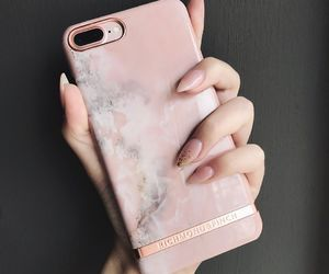 cases, fashion, and nails image