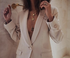 blazer, style, and fashion image