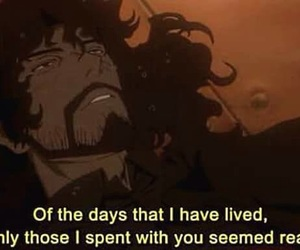 anime, Cowboy Bebop, and love image
