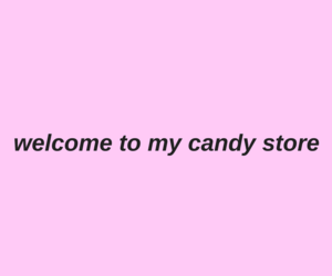 Candy Store, Heathers, and pink aesthetic image