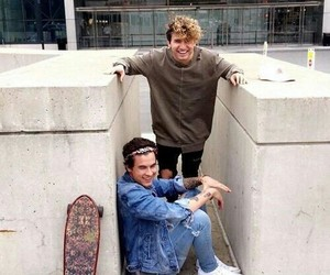 jc caylen and kian lawley image