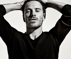 michael fassbender, sexy, and actor image