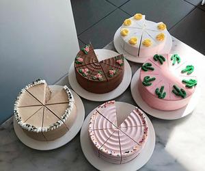 aesthetic, bake, and cake image