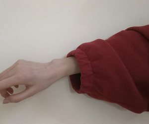 hand, skinny, and thin image